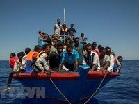 Malta takes migrants rescued by Spanish fishermen