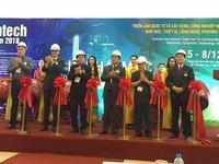 Contech Vietnam 2018 gathers leading construction brands