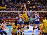 Hosts Vietnam labour to final berth at women's volleyball tourney