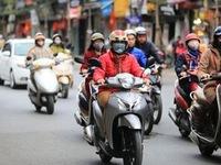 Fresh cold wave to send Hanoi temperatures below 20C