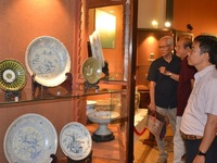 Nearly 150 Vietnamese cultural antiques introduced