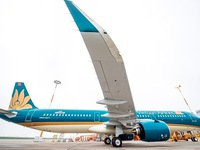 Vietnam Airlines welcomes first A321neo plane