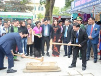 Vietnam-Laos special friendship festival kicks off