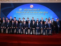 HCM City economic forum talks firms' role in building innovative districts
