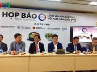 Vietnam – Korea culture, food fest to run in Hanoi
