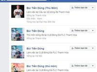Cảnh báo: Hàng trăm tài khoản Facebook giả mạo cầu thủ và HLV U23 Việt Nam