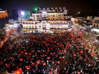 Bảo đảm giao thông trong dịp tuyển U23 Việt Nam thi đấu trận chung kết