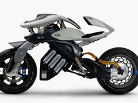 """Mẫu xe mô tô không người lái của Yamaha """"gây sốt"""""""