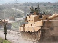 Mỹ đàm phán với Thổ Nhĩ Kỳ về một khu vực an toàn ở Syria