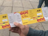 Không khí bán vé trước trận chung kết U23 châu Á 2018