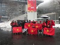 TRỰC TIẾP Chung kết U23 Việt Nam - U23 Uzbekistan: Tuyết rơi nhiều trước trận chung kết lịch sử
