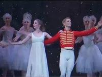 """Những vũ công nhí của vở ballet """"Kẹp hạt dẻ"""""""