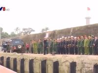 Ấm tình quân dân trên biển đảo