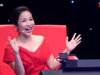 Mỹ Linh với khoảnh khắc siêu đáng yêu ở 'Ban nhạc Việt'