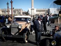 Hơn 200 xe cổ quy tụ tại triển lãm ô tô Paris Motor Show 2018