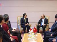 Chủ tịch JETRO: Các doanh nghiệp Nhật Bản luôn sẵn sàng đầu tư vào Việt Nam