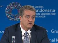 WTO cảnh báo chiến tranh thương mại Mỹ - Trung Quốc