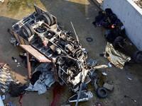 Thổ Nhĩ Kỳ: Xe tải chở người di cư lao xuống sông, 19 người thiệt mạng