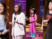 4 nữ startup sở hữu 'kỷ lục' tại Shark Tank Việt Nam mùa 2