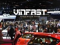 Vinfast chính thức ra mắt xe tại Paris Motor Show 2018