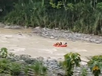 Lật thuyền ở Costa Rica