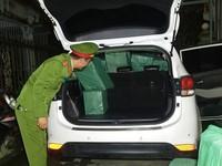 Thừa Thiên Huế thu giữ gần 1000 gói thuốc lá nhập lậu