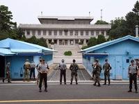 Hai miền Triều Tiên hoàn tất thanh sát giải giáp vũ khí tại Khu vực an ninh chung