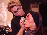 'NGHỀ' Makeup Halloween