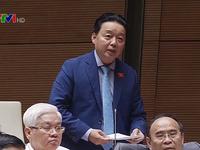 Bộ trưởng Bộ TN&MT thừa nhận công tác quản lý đất đai còn lỏng lẻo