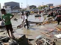 Indonesia: Hy vọng tìm nạn nhân sống sót sau thảm họa sóng thần, động đất cạn dần