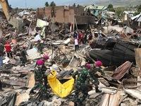 Gian nan việc đoàn tụ các gia đình thất lạc do động đất và sóng thần tại Indonesia