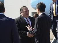 Nhật - Mỹ nhất trí thảo luận về chuyến thăm Triều Tiên của Ngoại trưởng Pompeo