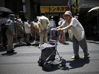 Già hóa, tỷ lệ sinh thấp được coi là quốc nạn tại Nhật Bản