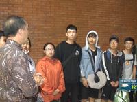 10 sinh viên Việt Nam học tập tại Sulawesi rời Indonesia trở về nước