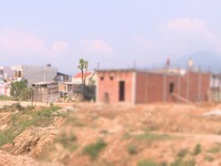 'Sốt' đất tại khu Hoà Liên, Đà Nẵng: Thanh tra Sở Xây dựng khuyến cáo người dân thận trọng