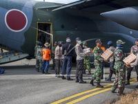 Indonesia: Các nguồn viện trợ đổ về Palu sau trận động đất gây sóng thần