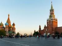 Những công trình kiến trúc nổi bật của nước Nga