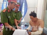Đắk Lắk: Bắt khẩn cấp nghi can để điều tra về hành vi phóng hỏa giết người