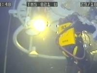 Hải quân Nga lập kỷ lục lặn sâu 416m
