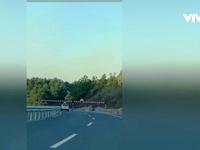 Trung Quốc: Tử vong do thò người qua cửa sổ trời xe ô tô