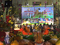 Độc đáo lễ cúng trăng của đồng bào Khmer