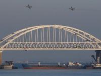 Nga bắt giữ tàu hải quân Ukraine