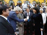 Việt Nam tiếp tục đẩy mạnh giao lưu quốc tế về âm nhạc