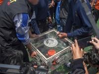 Indonesia công bố dữ liệu hộp đen vụ rơi máy bay làm 189 người thiệt mạng