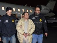 Trùm ma túy El Chapo ra hầu tòa - Phiên tòa đắt đỏ nhất trong lịch sử Mỹ