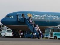 Đưa 370 công dân Việt Nam từ Nga về nước