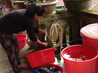 Người dân Sa Pa khổ sở vì thiếu nước sạch sinh hoạt