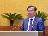 Quốc hội nghe tờ trình về Dự án Luật Quản lý thuế (sửa đổi)