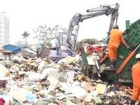Người dân khốn khổ vì hơn 20 năm sống cạnh bãi tập kết rác