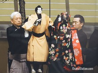 Japanese bunraku enchants local audiences